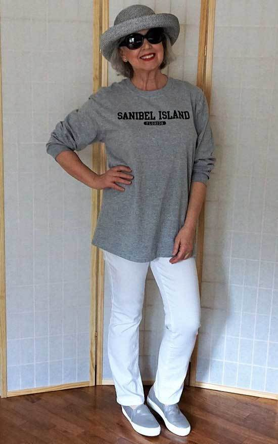 Vacation Outfits for Women Over 50