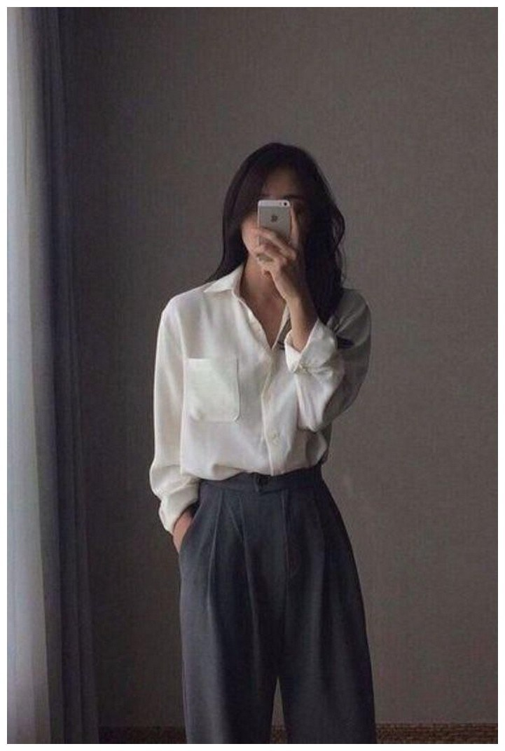 60+ minimalistic outfits for spring 28