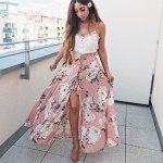 45+ Fashionable Maxi Skirt Outfits Ideas To Impress