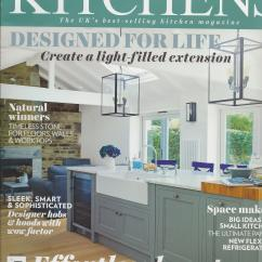 Kitchen Magazine Table High Top Beautiful Kitchens Waste King Disposal Units