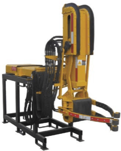 Labrie Automated Side-Loader Arm