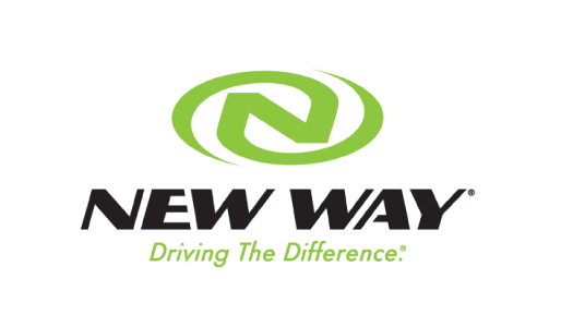 "New Way ""Driving The Difference"" logo"
