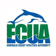 Emerald Coast Utilities Authority logo