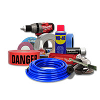 MRO shop and safety supplies