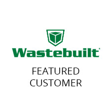 Wastebuilt featured customer