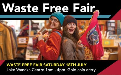 The Waste Free Fair is back!