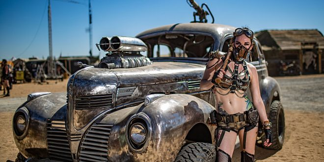 Wasteland World Car Show 2018  Wasteland Weekend