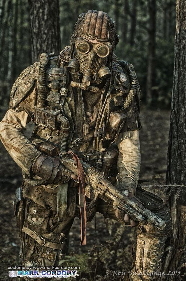 Inperson Workshop with Mark Cordory coming to Wasteland 2018  Wasteland Weekend