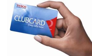 Tesco Clubcard Booxt