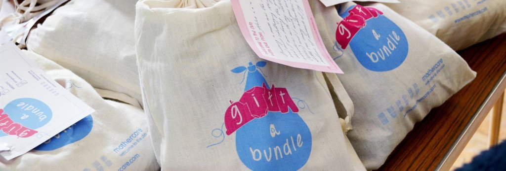 gift a bundle baby clothes