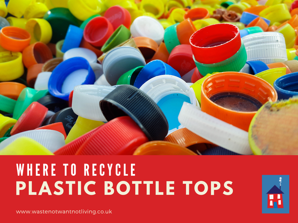 Where to Recycle Plastic Bottle Tops