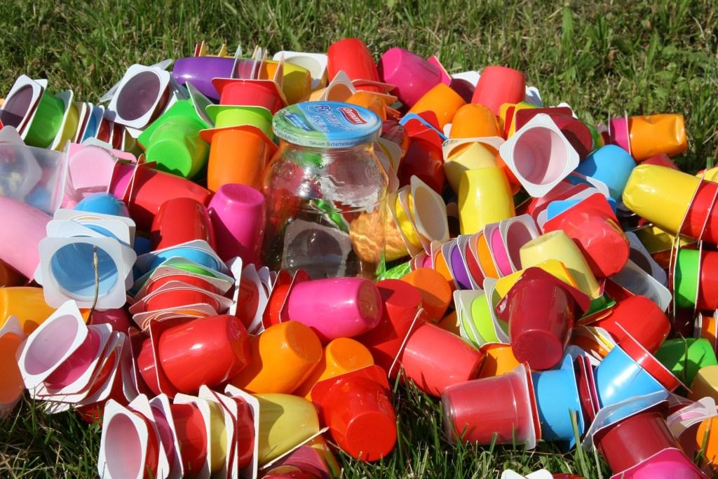 Plastic Confusion