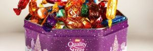 quality street wrappers