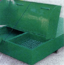 Model 461 Dumping Station  Waste Water Engineering