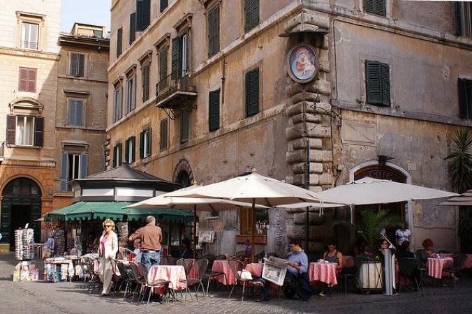 Caffè Farnese, Roma