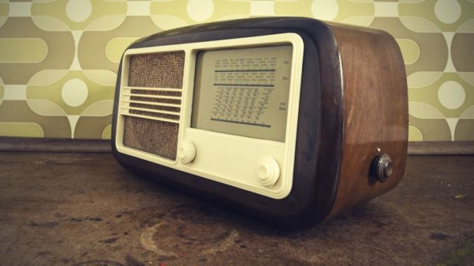 Toni op de Radio