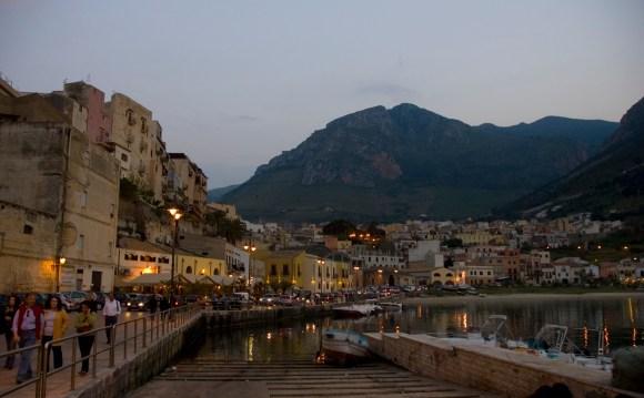 Wat aten zij - terug naar Sicilië