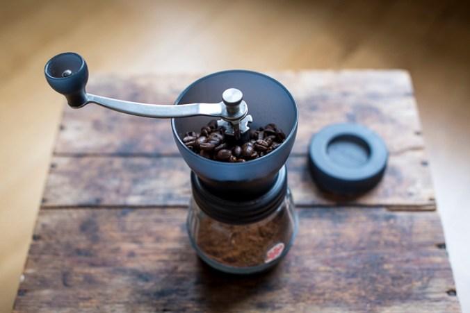 Hari Skerton koffiemolen
