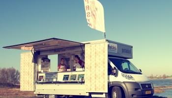 Food truck pastaiola - meestal in Nijmegen
