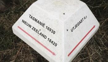 Tussen Tasmanië en Lutjegast