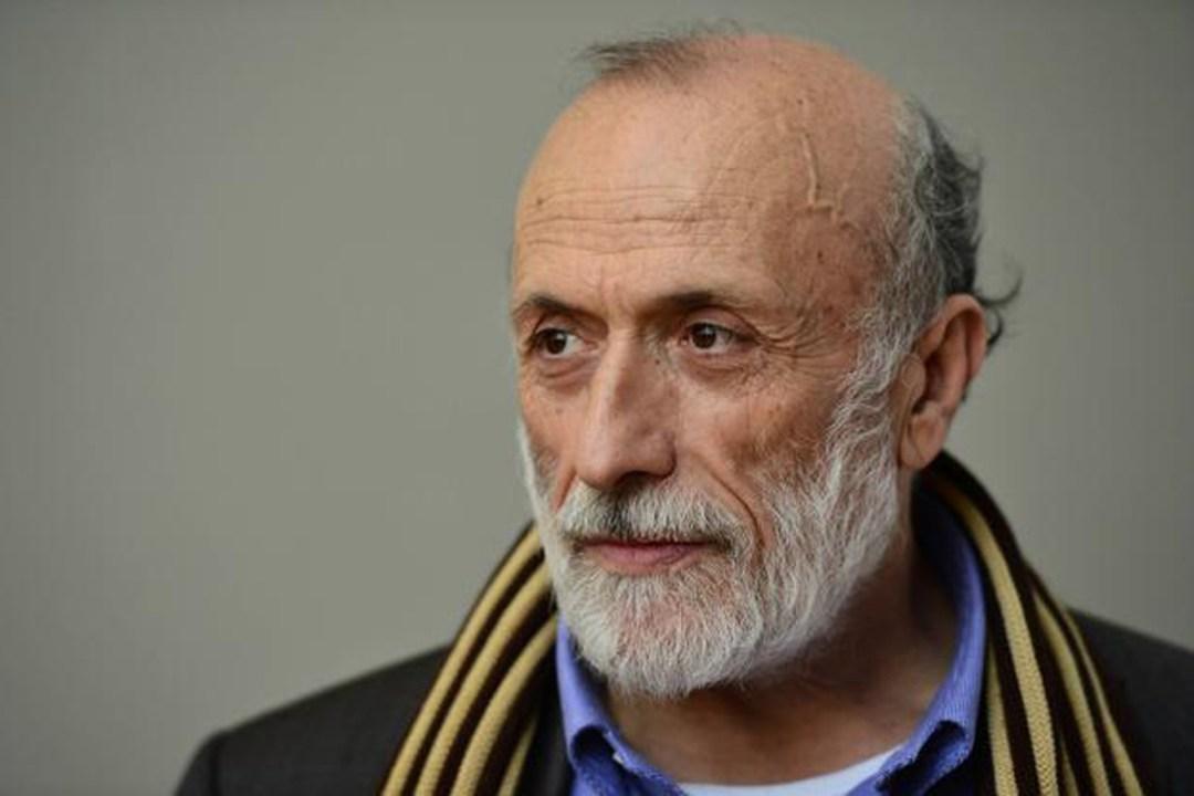 Carlo Petrini ontvangt de Johannes van Dam prijs 2015