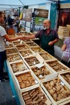Salone del Gusto 2016: eeuwenoude kaasjes uit Frankrijkt