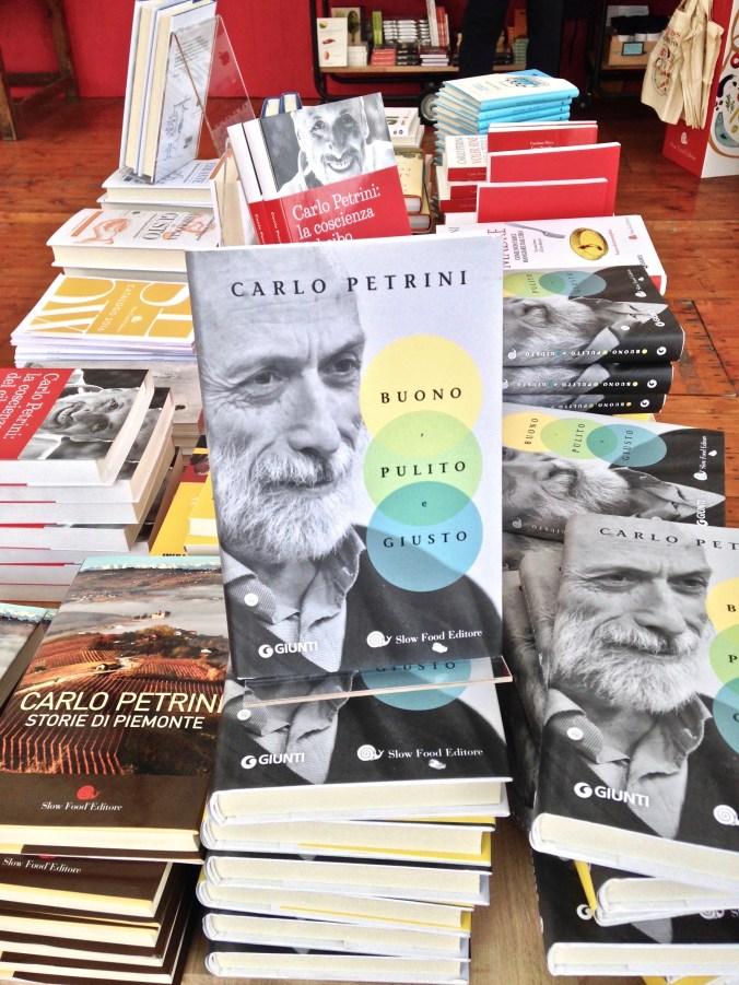Salone del Gusto 2016: fijne boeken