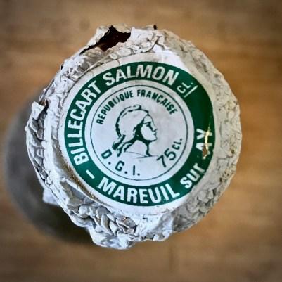 Champagne Billecart Salmon