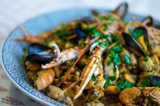 Siciliaanse couscous met vis - Watatenzij.nll