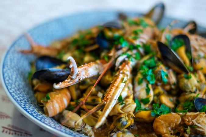 Siciliaanse couscous met vis - Watatenzij.nl