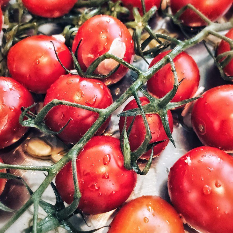 Gnocchi met tomaat en pesto à la Jamie Oliver