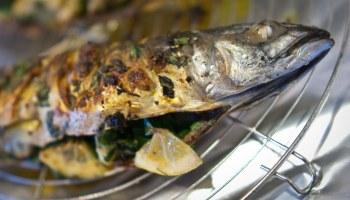 gegrilde makreel met tabouleh