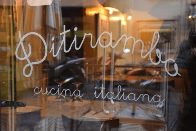 Ditirambo Roma