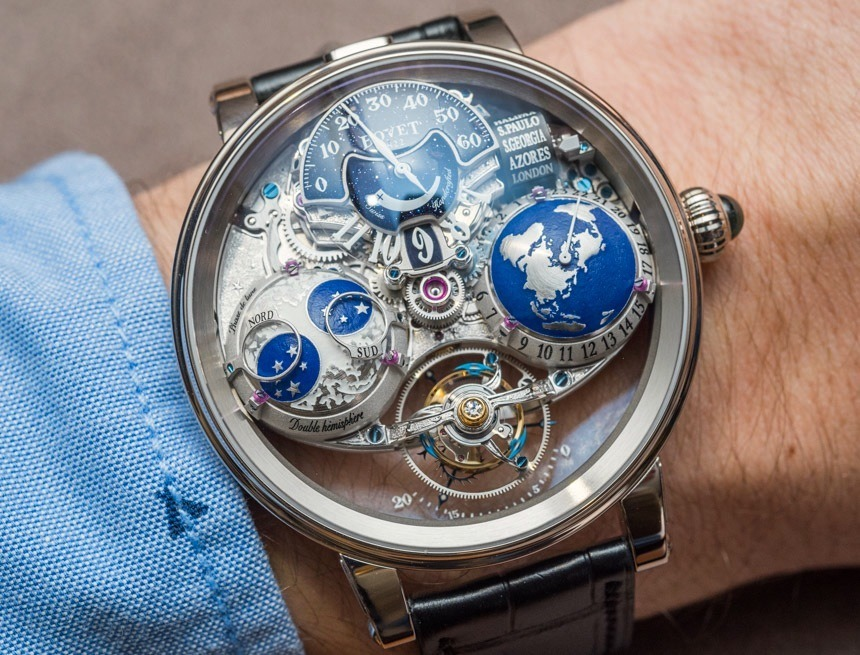 Bovet Récital 18 - The Shooting Star