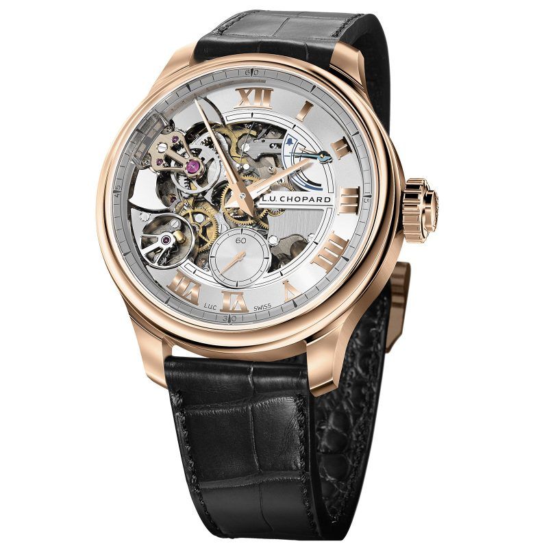 "Chopard L.U.C Full Strike Watch winner of the ""Aiguille d'Or"" Grand Prix (GPHG)"