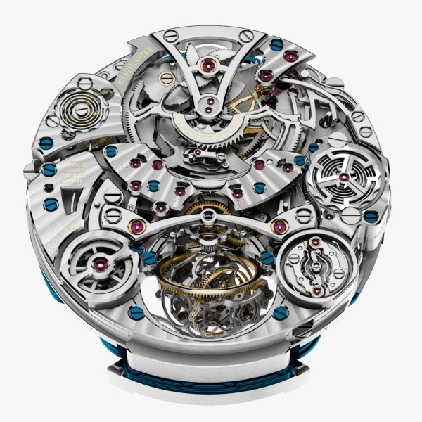 Jaeger-LeCoultre's Master Grande Tradition Gyrotourbillon Westminster Perpetual Calibre 184