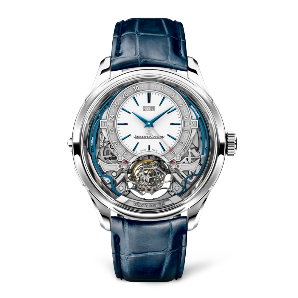 Jaeger-LeCoultre Master Grande Tradition Gyrotourbillon Westminster Perpetual Ref.5253420
