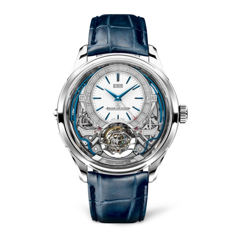 Jaeger-LeCoultre Master Grande Tradition Gyrotourbillon Westminster Perpetual