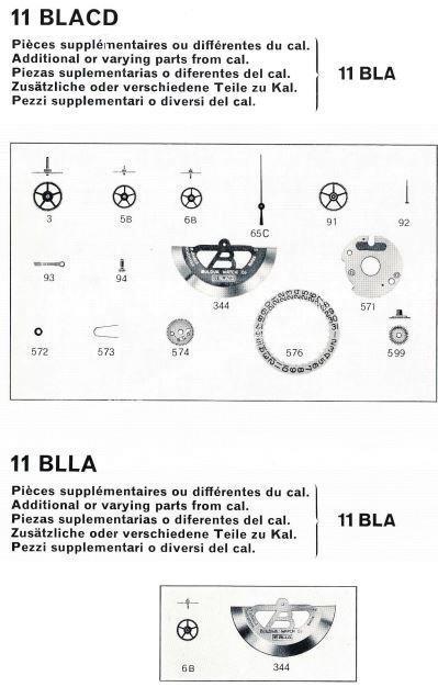 Bulova 11BLA