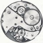 FHF ST 984 watch movements
