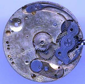 A Schild AS 175 watch movement1