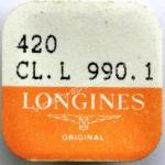 Longines 990.1 Part 420 Crown Wheel