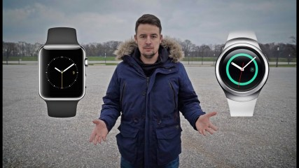 Apple Watch vs Samsung Gear S2
