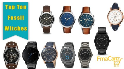 10 best Fossil watches for men - Buy cheap watches