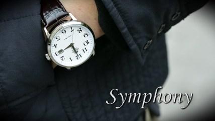 Orient Watch ER27008W Symphony Automatic Mechanical Men's Watches