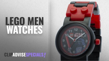 10 Best Selling Lego Men Watches