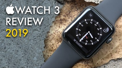 Apple Watch 3 Review in 2020