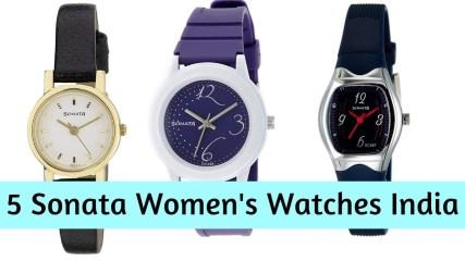 5 Best Sonata Women's Watches to Buy in 2020