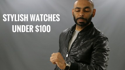 Top 10 Most Stylish Men's Watches Under $100