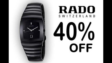 Rado Watches   Best Rado Watches for Men